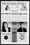 Mustang Daily, May 3, 2006