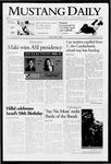 Mustang Daily, May 5, 2006