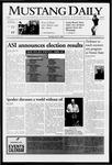 Mustang Daily, May 8, 2006
