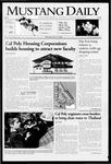 Mustang Daily, May 10, 2006