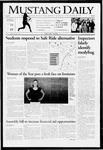 Mustang Daily, May 12, 2006