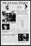 Mustang Daily, May 26, 2006