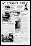 Mustang Daily, May 31, 2006