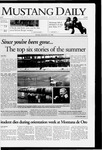 Mustang Daily, September 26, 2006