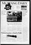 Mustang Daily, September 29, 2006