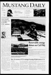 Mustang Daily, October 3, 2006