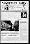 Mustang Daily, October 4, 2006