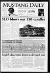 Mustang Daily, October 12, 2006