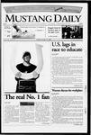Mustang Daily, October 17, 2006