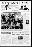 Mustang Daily, October 19, 2006