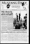 Mustang Daily, October 20, 2006