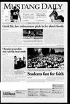 Mustang Daily, October 23, 2006