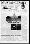 Mustang Daily, October 25, 2006