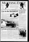 Mustang Daily, October 27, 2006