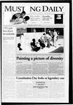 Mustang Daily, November 1, 2006