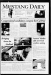 Mustang Daily, November 2, 2006