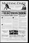 Mustang Daily, November 7, 2006