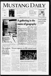 Mustang Daily, November 15, 2006