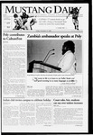 Mustang Daily, November 17, 2006