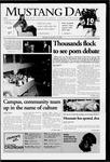 Mustang Daily, November 20, 2006