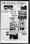 Mustang Daily, November 28, 2006