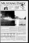 Mustang Daily, November 30, 2006