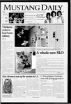 Mustang Daily, December 1, 2006