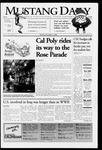 Mustang Daily, December 4, 2006