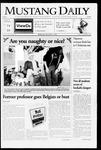 Mustang Daily, December 6, 2006