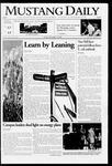 Mustang Daily, December 8, 2006