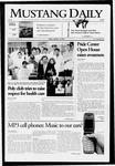 Mustang Daily, January 19, 2007