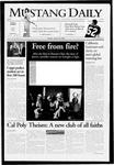 Mustang Daily, January 23, 2007