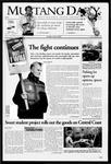 Mustang Daily, April 3, 2007