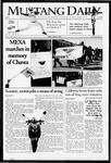 Mustang Daily, April 6, 2007