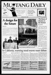 Mustang Daily, April 9, 2007