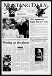 Mustang Daily, April 10, 2007