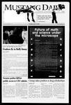 Mustang Daily, April 12, 2007
