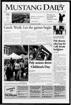 Mustang Daily, April 16, 2007