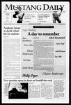 Mustang Daily, April 18, 2007