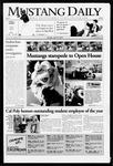 Mustang Daily, April 23, 2007
