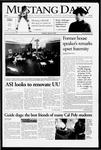 Mustang Daily, April 24, 2007