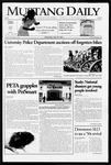 Mustang Daily, April 25, 2007