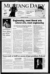 Mustang Daily, May 2, 2007