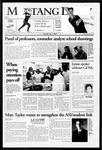 Mustang Daily, May 3, 2007