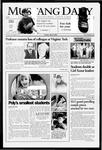 Mustang Daily, May 8, 2007
