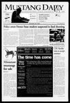 Mustang Daily, May 9, 2007