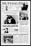 Mustang Daily, May 17, 2007
