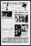 Mustang Daily, May 21, 2007