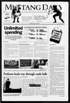 Mustang Daily, May 22, 2007