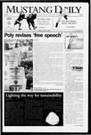 Mustang Daily, May 23, 2007